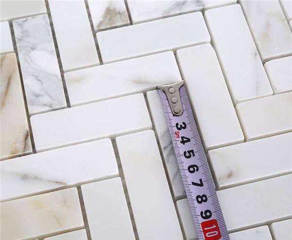 Kích thước gạch mosaic
