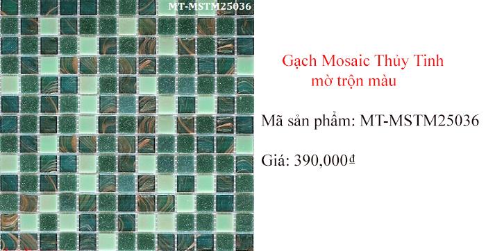 Giá gạch mosaic