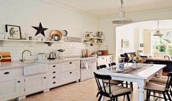 6 cách dùng gạch trang trí phòng bếp giúp cải thiện không gian