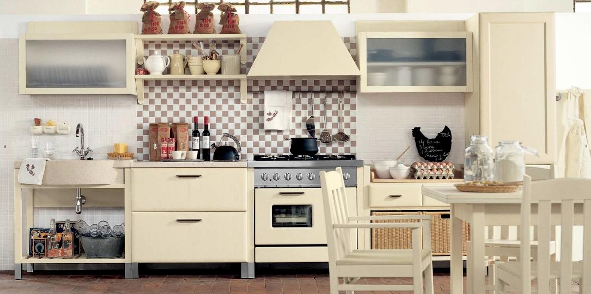gạch trang trí phòng bếp