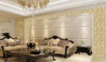 Các mẫu gạch trang trí đa chất, đa sắc, đa phong cách