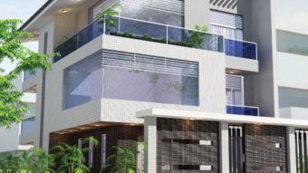 Gạch inax ngoại thất cho công trình bền đẹp theo thời gian