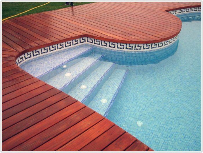 Gạch mosaic hồ bơi Hà Nội