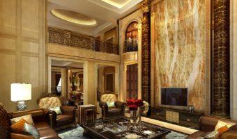 Giải đáp vẻ đẹp các loại đá tự nhiên ốp tường cho không gian nhà