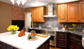 Bàn bếp mặt đá granite có phải là sự lựa chọn thông minh