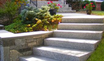 Chọn đá granite ốp cầu thang cho ngôi nhà thêm đẹp
