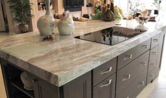 Sử dụng các loại đá granite cho ngôi nhà sang trọng, ấn tượng
