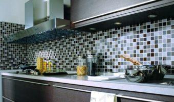 Gạch kính mosaic vật liệu xây dựng ưa chuộng số 1 hiện nay