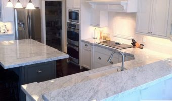 Cần lưu ý những gì khi chọn đá nhân tạo làm bàn bếp