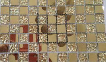 Đá mosaic thủy tinh sự lựa chọn khôn khéo của mọi không gian phòng tắm