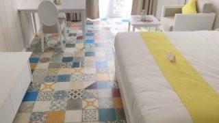 Ngôi nhà bạn sẽ trở nên lộng lẫy hơn nhờ trang trí bằng gạch bông