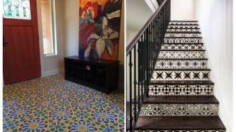 Chọn màu gạch trang trí đẹp phù hợp với không gian nhà bạn