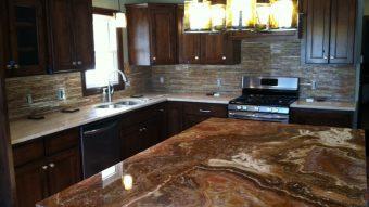Cách bảo quản mặt bàn đá Granite trông như mới qua năm tháng