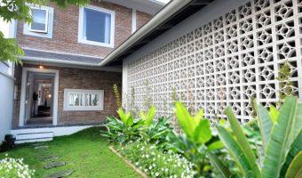 Gạch bông gió Hà Nội – Điểm nhấn mới trong các công trình hiện đại