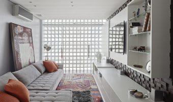 Gạch bông gió trang trí được ứng dụng rộng rãi trong các kiến trúc hiện đại