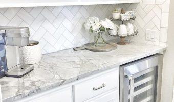 Liệu bàn đá marble có phù hợp khi được đặt trong nhà bếp?