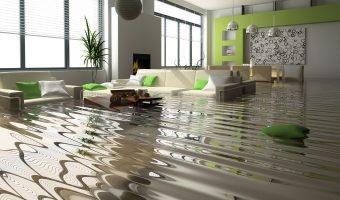 Bạn đã biết cách phòng tránh để nhà không bị ngập trong mùa mưa bão chưa?