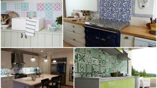 Hướng dẫn cách chọn gạch bông cao cấp ốp bếp chuẩn đẹp