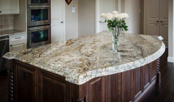 Liệu bàn đá Granite có thể bị hư hại bởi nước?