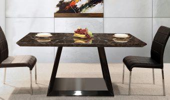 Tại sao bàn ăn mặt đá nhân tạo xu hướng nội thất nhà bếp