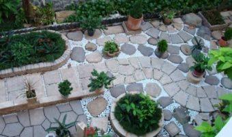 Đá lát sân vườn xu hướng của mọi thời đại