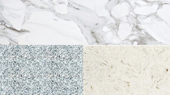 3 giây để phân biệt đá Marble tự nhiên, đá Nhân Tạo và đá Granite