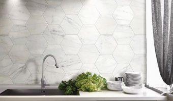 Nên sử dụng loại đá ốp tường nào cho nhà bếp của bạn?