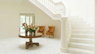 Có phải đá marble ốp cầu thang là đẹp nhất không?