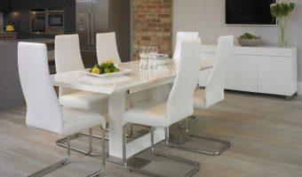Đá marble trắng tuyết tạo nên sự đẳng cấp và sang trọng cho không gian sống