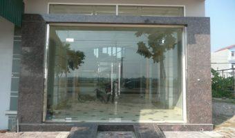 Căn nhà thêm sang trọng với đá Granite ốp mặt tiền
