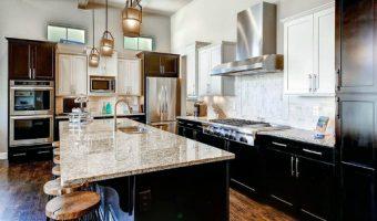 Ứng dụng của đá granite trong trí nội thất