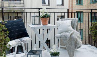 Bàn ghế ban công chung cư được lựa chọn dựa vào những tiêu chí nào?