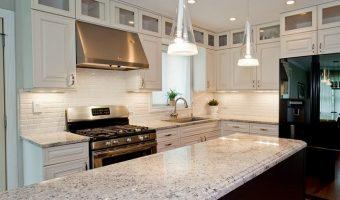 Đá granite trắng Ấn Độ ứng dụng trong trang trí nhà ở