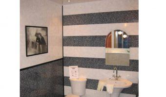 Đá hoa cương PVC – sản phẩm tuyệt vời cho không gian phòng tắm