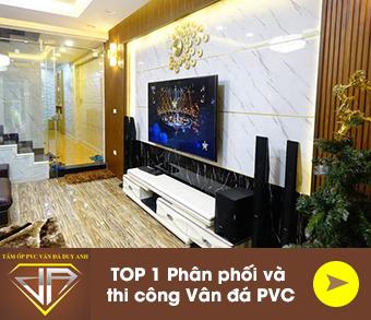 Phân phối và thi công vân đá PVC