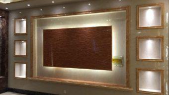 Tấm ốp tường nhựa: giải pháp thi công đa tiện ích