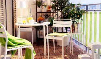 Thiết kế ban công chung cư đẹp phụ thuộc chủ yếu vào hướng ban công