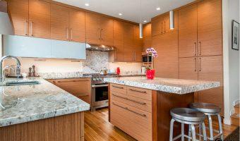 Đá Granite tự nhiên ốp mặt bàn, sàn bếp đẹp như mơ thống trị 2019