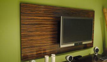 Những mẫu nội thất đẹp long lanh với nhựa dán tường