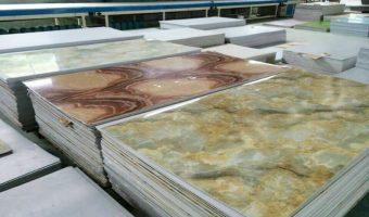 Tấm nhựa giả đá marble và những điều có thể bạn chưa biết