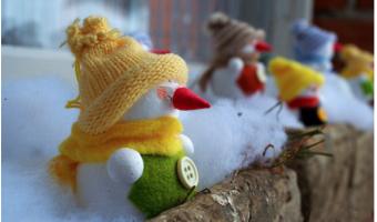 Trang trí tiểu cảnh ban công chung cư đón một mùa Giáng sinh an lành