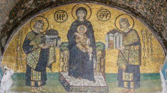Lịch sử hình thành và sự phát triển của đá Mosaic từ thời xa xưa (Phần 1)