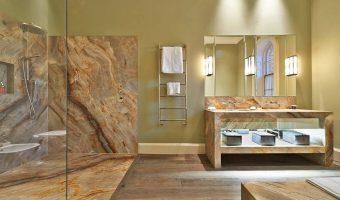 Nhựa giả đá ốp tường được sử dụng cho những không gian nào?