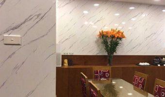 Tấm nhựa giả đá marble – mang vẻ đẹp tự nhiên đến ngôi nhà bạn