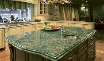 Top 10 các mẫu đá Marble làm mặt bếp đẹp nhất hiện nay