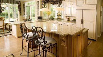 Top 5 màu sắc được lựa chọn phổ biến trên toàn thế giới cho bàn đá granite