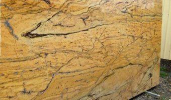 Bạn sẽ tìm thấy gì ở đá granite vàng da báo