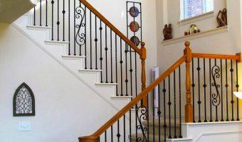 Cầu thang ốp đá Granite có hợp không?