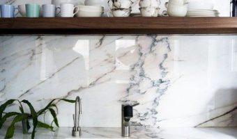 Có nên sử dụng bàn đá cẩm thạch trong nhà bếp của mình không?