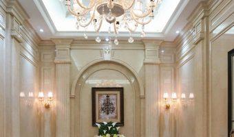 Sự diệu kì phào chỉ đá marble vật liệu trang trí nội thất